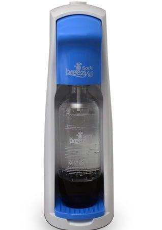Machine for soda water