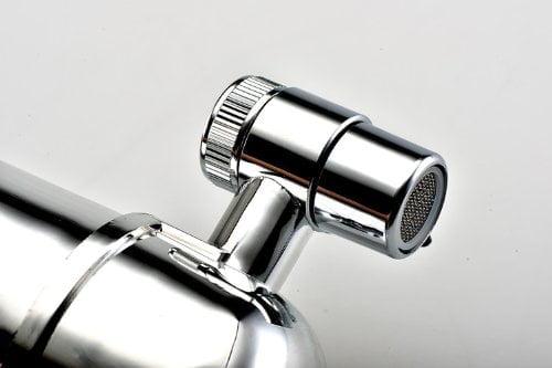tap mounted water filter