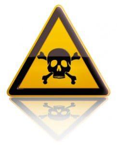 Fluorade Dangers