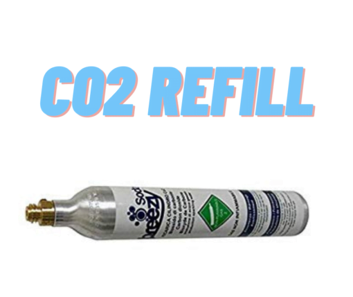 CO2 Refill for Cyprus
